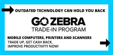GO Zebra Trade-In Program for Printers and Mobile Computers