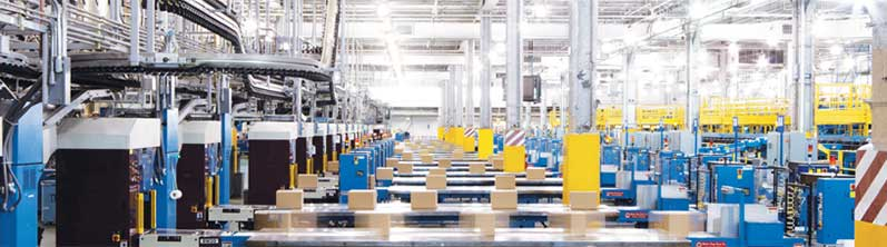 Industrial Automation solutions from Inovity provides Real-time reporting offers very powerful information for any industrial line.